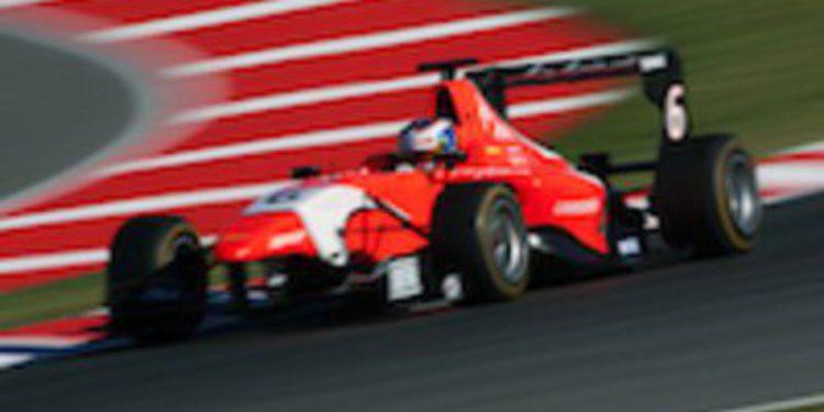 Matias Laine y MW Arden golpean primero en el estreno de la GP3