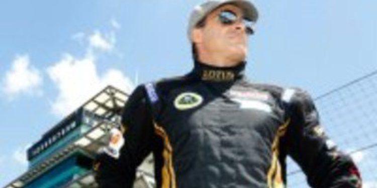 Lotus se queda prácticamente sin presencia en la Indy500