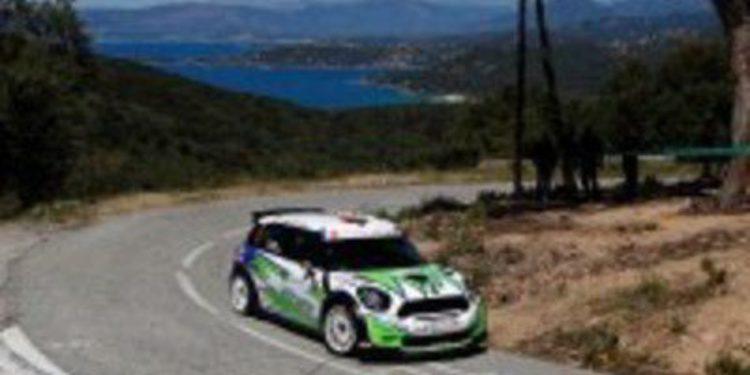 Dani Sordo debuta en el IRC ganando el Tour de Corse