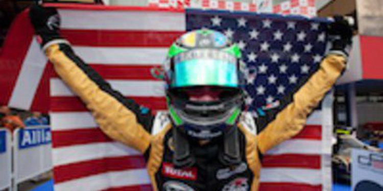 Conor Daly se hace con la victoria en la carrera corta de Montmeló en GP3