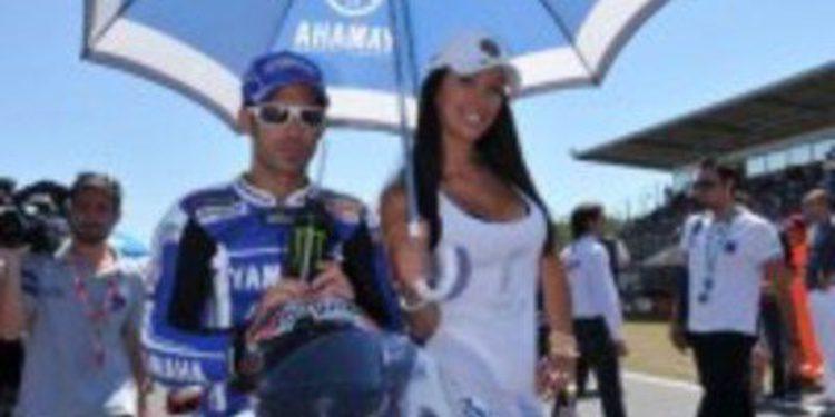 Marco Melandri estrena a BMW en el Mundial de SuperBikes