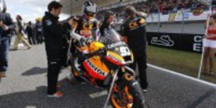 Defensa y asalto del liderato en Le Mans para pilotos Repsol
