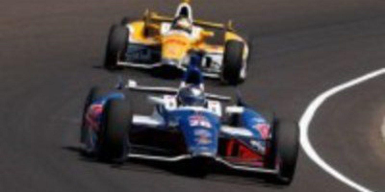 Tres sesiones más de test para las 500 millas de Indianápolis