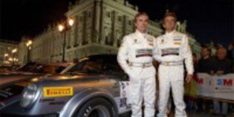 ¿Carlos Sainz y Luis Moya de nuevo juntos?
