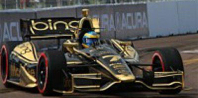 El equipo Dragon realizará los test de la IndyCar con Chevrolet