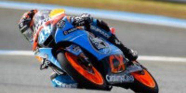 Maverick Viñales encabeza los tiempos en los FP1 de Le Mans