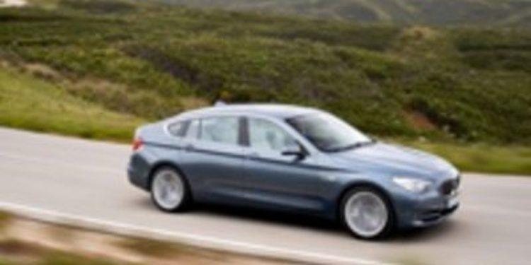 BMW quiere que el Serie 5 GT tenga un motor de 4 cilindros