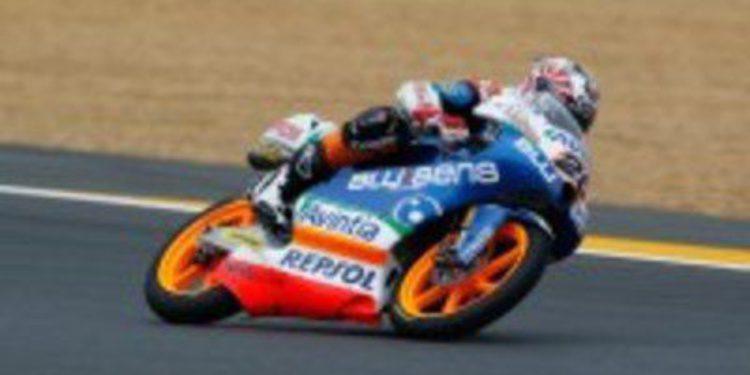 Miguel Oliveira muestra su candidatura en los últimos libres de Le Mans