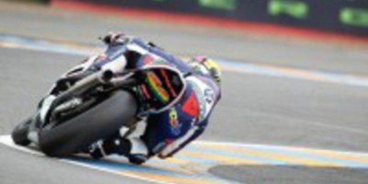 Pol Espargaró cierra los FP3 dominando con amenaza de lluvia en Le Mans