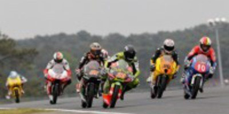Maverick Viñales es el poleman de Moto3 en Francia con pista mojada