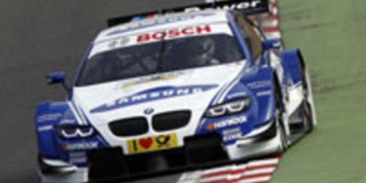 Gary Paffett consigue una nueva pole en Brands Hatch