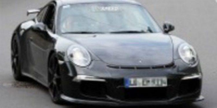 Por fin conocemos el aspecto definitivo del 911 GT3