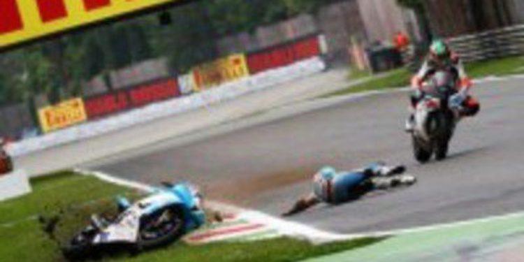 Infront MotorSport compensa el desastre de las Superbikes en Monza