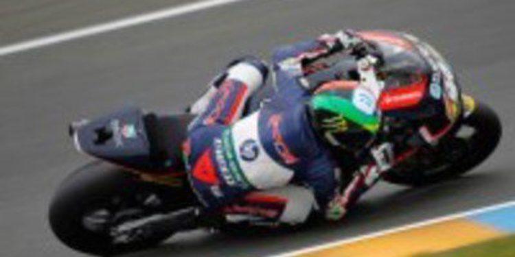 La sexta plaza de Pol Espargaró le da el liderato de Moto2 por primera vez