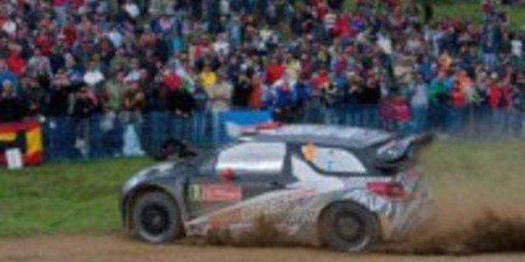 Kimi Raikkonen quiere participar en el Rallie de Finlandia 2012