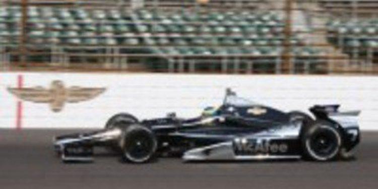 Ryan Briscoe encabeza la parilla de las 500 millas de Indianápolis