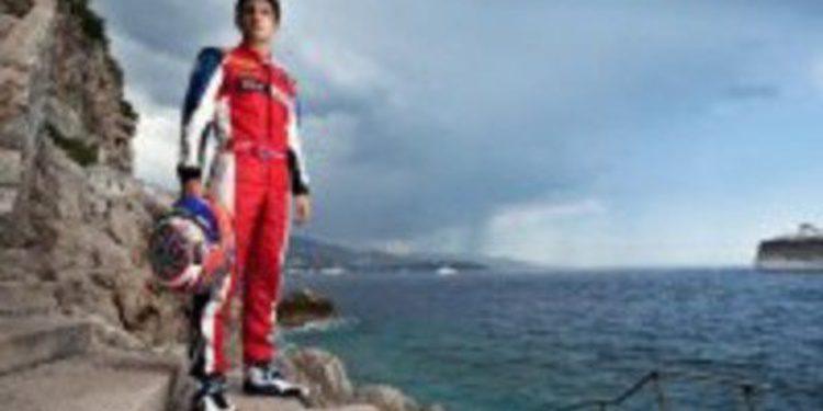 Mitch Evans el más rápido en los libres de GP3 del GP de Mónaco