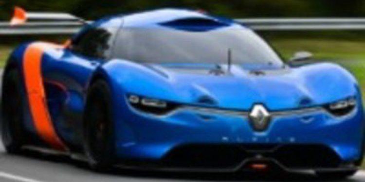 Renault resucitará Alpine con un modelo conmemorativo