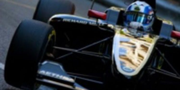Aaro Vainio se hace con la primera pole de la historia de la GP3 en Mónaco