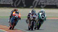 Luca Amato consigue en Motorland la victoria de Moto3 del CEV