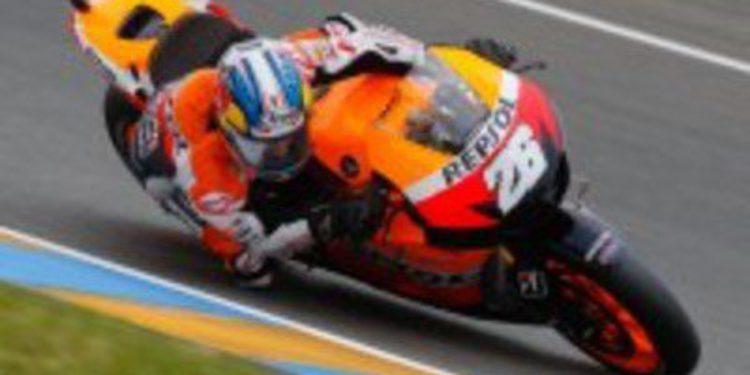Casey Stoner y Dani Pedrosa a recuperar sensaciones en Catalunya