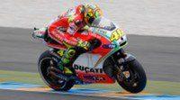 El equipo Ducati espera sellar su mejoria en Montmeló