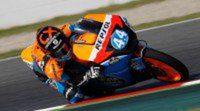 Maverick Viñales domina los FP1 de Moto3 en Montmeló