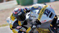 Pleno de Thomas Luthi en los libres del viernes de Moto2 en Barcelona