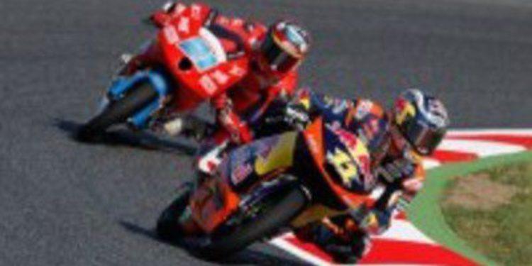 Maverick Viñales gana y se escapa de la intensa pelea por el podio de Moto3