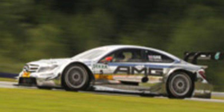 Audi domina el Warm Up en Austria