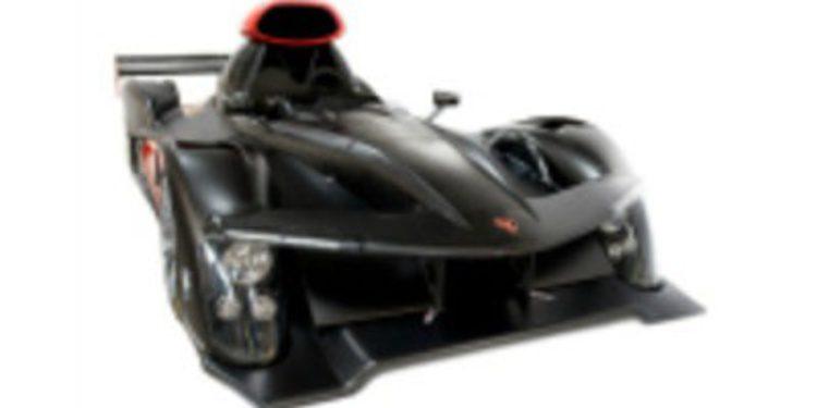 El Green GT H2 será el primer eléctrico en competir en Le Mans