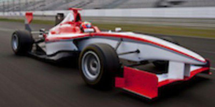 La GP3 anuncia su nueva generación de monoplazas para 2013