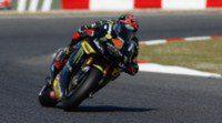 Andrea Dovizioso lidera los test de MotoGP en Catalunya