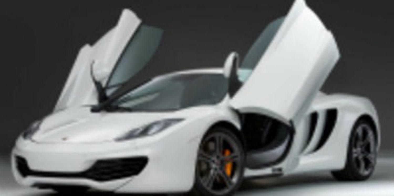 McLaren Automotive mejora sus MP4-12C ya vendidos