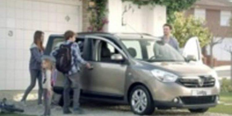 Dacia lanza en España el primer anuncio del Lodgy