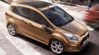 El Ford B-Max ya tiene lista de precios para España