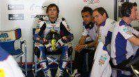 Karel Abraham es duda para participar en Silverstone