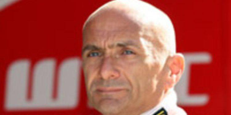 Gabriele Tarquini en conversaciones con Honda para 2013