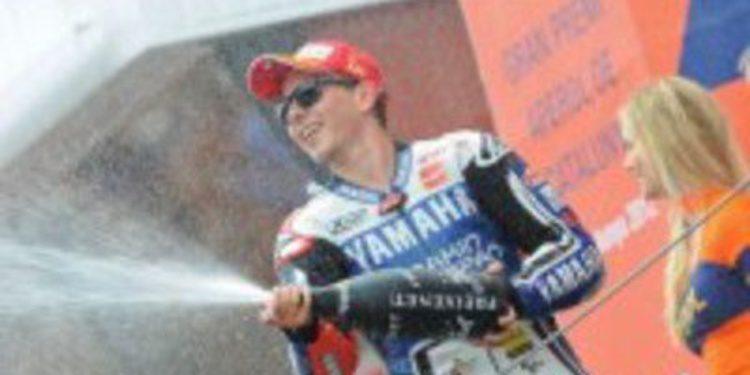 Jorge Lorenzo permanecerá en Yamaha por dos temporadas más