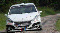 Craig Breen y Thierry Neuville siguen testeando el Peugeot 208 R2