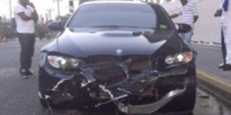 Usain Bolt vuelve a estrellar un BMW M3