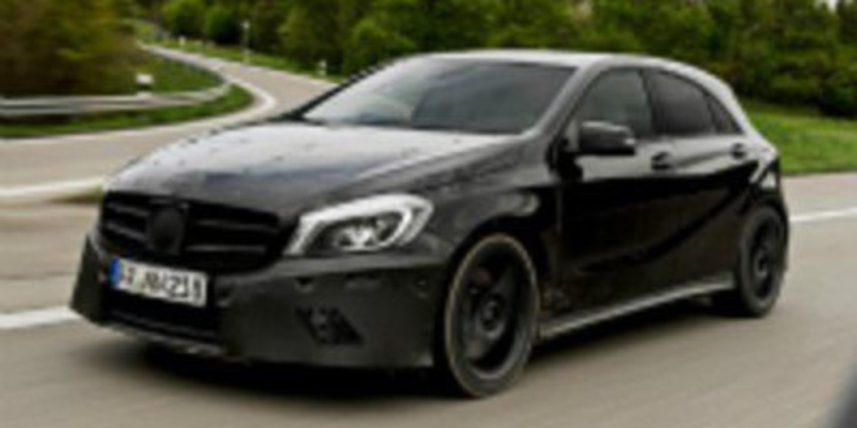 Finalmente el compacto de Mercedes Benz se llamará A45 AMG