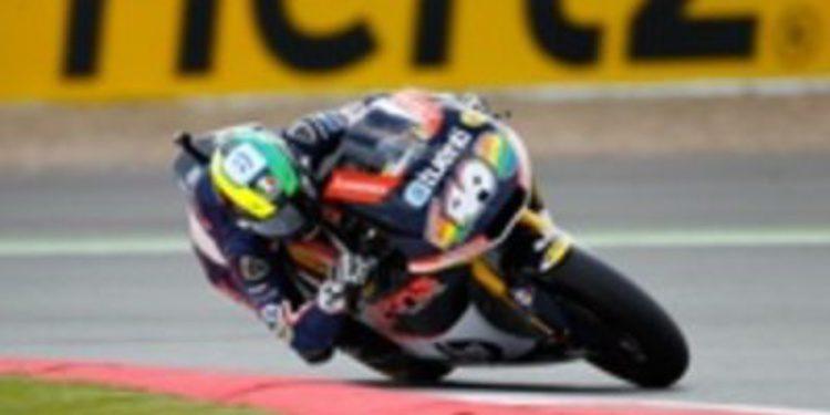 Pol Espargaró domina también los FP2 de Moto2 en Silverstone
