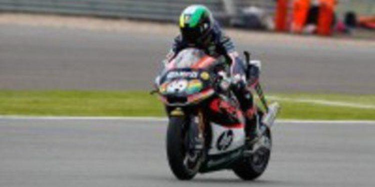 Pol Espargaró consigue la Pole de Moto2 en Silverstone