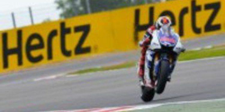 Jorge Lorenzo vence y convence en el Gran Premio de Gran Bretaña