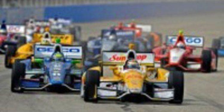 Ryan Hunter Reay se estrena en la IndyCar 2012 en Milwaukee