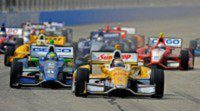 Ryan Hunter Reay se estrena en la IndyCar 2012 en Milwaukee
