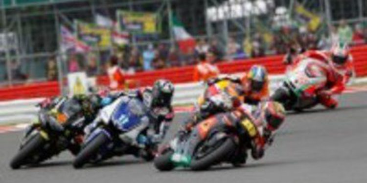 Álvaro Bautista consigue el mejor resultado en su trayectoria en MotoGP