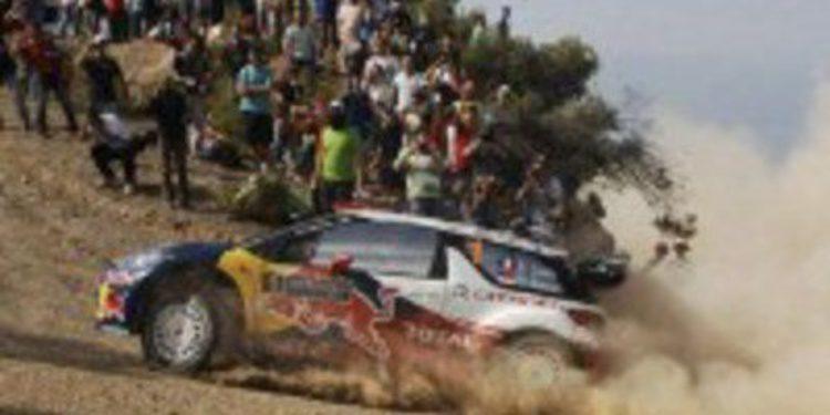 El WRC ya tiene calendario 2013 provisional entre humo e incognitas