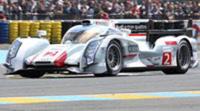 Audi hace historia al conseguir la primera victoria híbrida en Le Mans